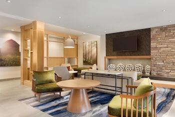 波爾德朗蒙特萬豪套房費爾菲爾德飯店 Fairfield Inn & Suites by Marriott Boulder Longmont