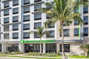 溫德姆花園城堡飯店 - 羅德岱堡機場及遊輪港口 Wyndham Garden Ft Lauderdale Airport & Cruise Port