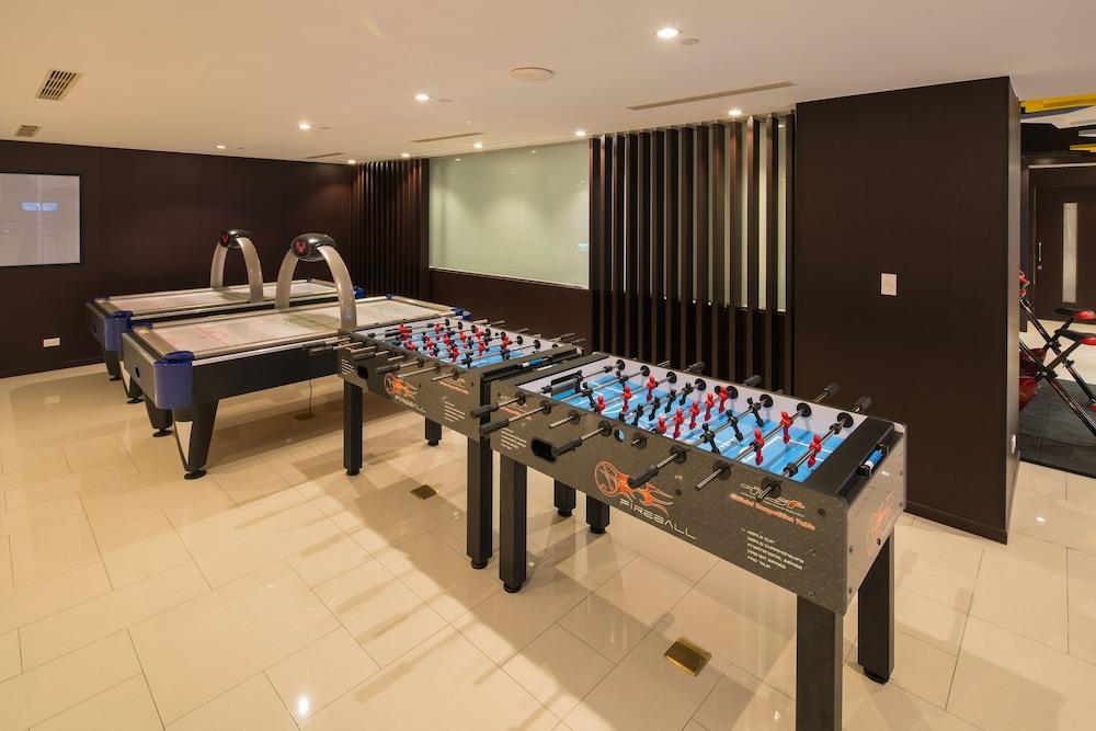 大型電玩室