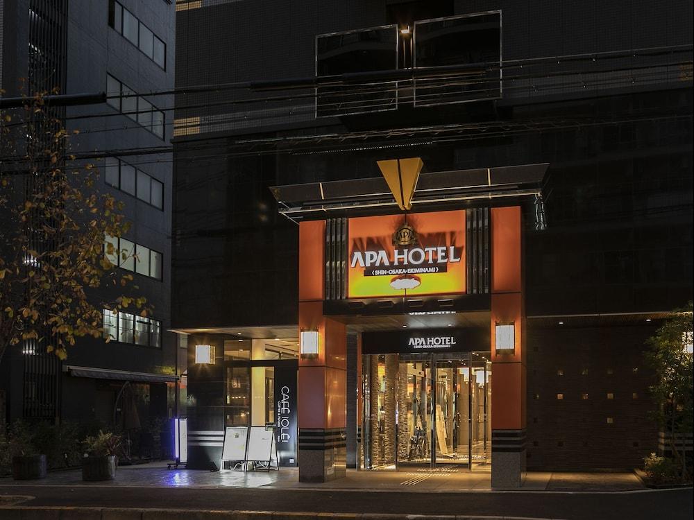 アパホテル 新大阪駅南