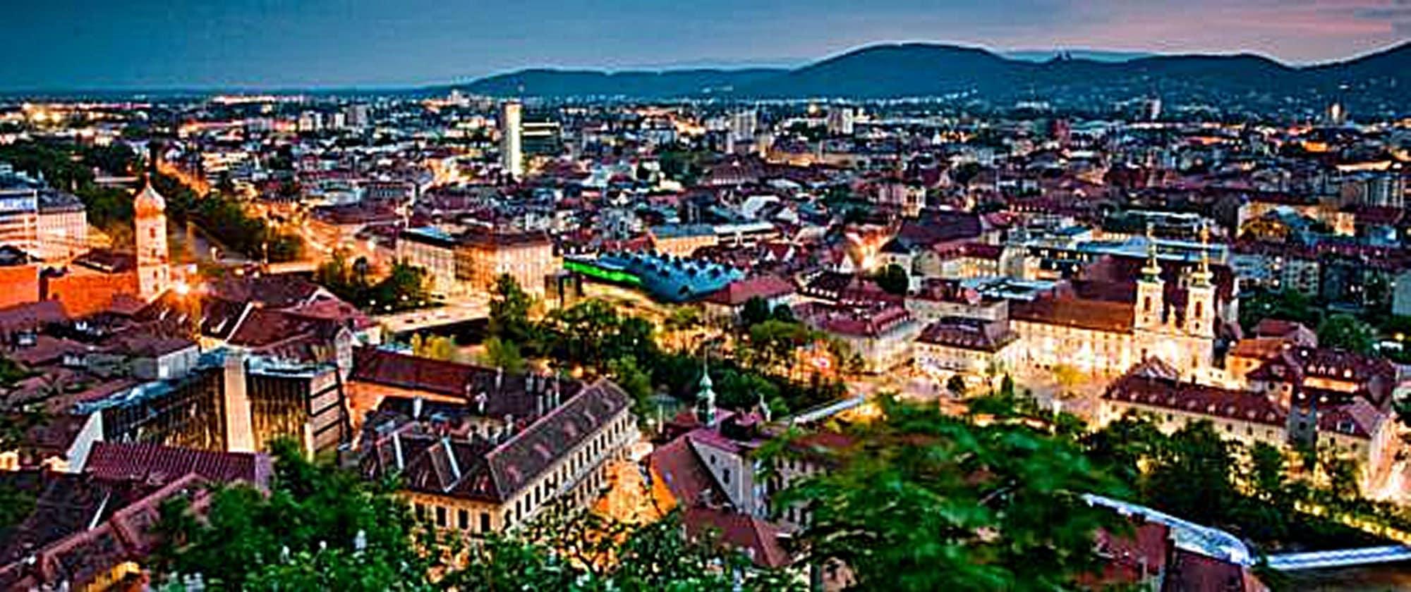 SchlossbergView - Apartment, Graz
