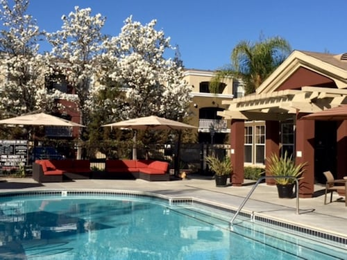 . Global Luxury Suites in Cupertino