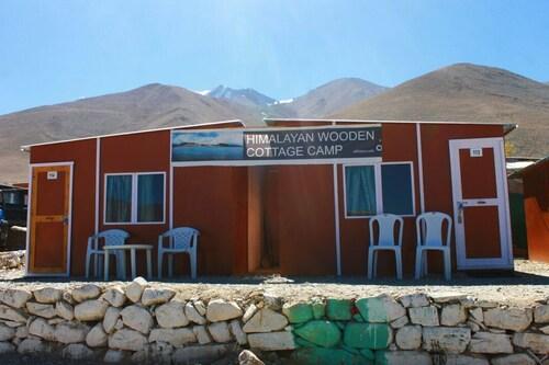 Himalayan Wooden Cottages, Leh (Ladakh)