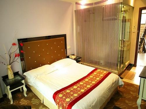 GreenTree Alliance Guilin Xiangshan District Xiangbishan Spot Hotel, Guilin