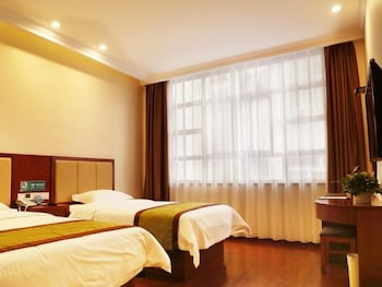 GreenTree Inn HanZhong Railway Station BeiYiHuan Road Express Hotel