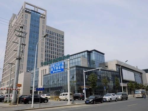GreenTree Inn Suzhou Changshu North Haiyu Road Changhui Square Express, Suzhou