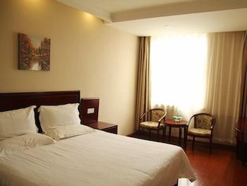 グリーンツリー イン 合肥 ウーフ ロード ワンダ プラザ エクスプレス ホテル