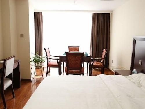 GreenTree Inn Chengdu Airport Road Zhujiang Road Express Hotel, Chengdu
