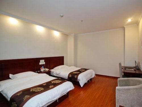 GreenTree Inn Hefei Heping Square Tongling Road Express Hotel, Hefei