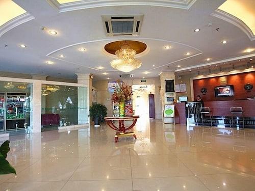 GreenTree Inn Yinchuan Beijing Road Express Hotel, Yinchuan