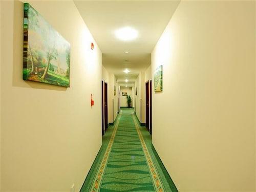 GreenTree Inn Hefei High-tech District Tianzhu Road Hotel, Hefei