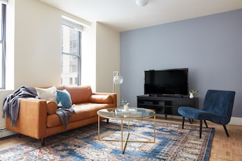 Smart 1BR in Financial District by Sonder
