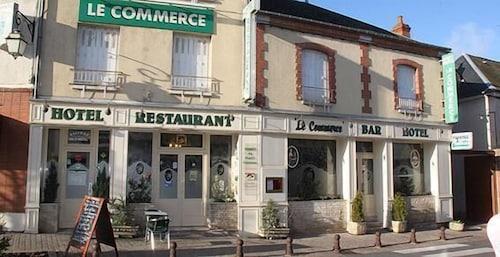 . Hôtel Le Commerce
