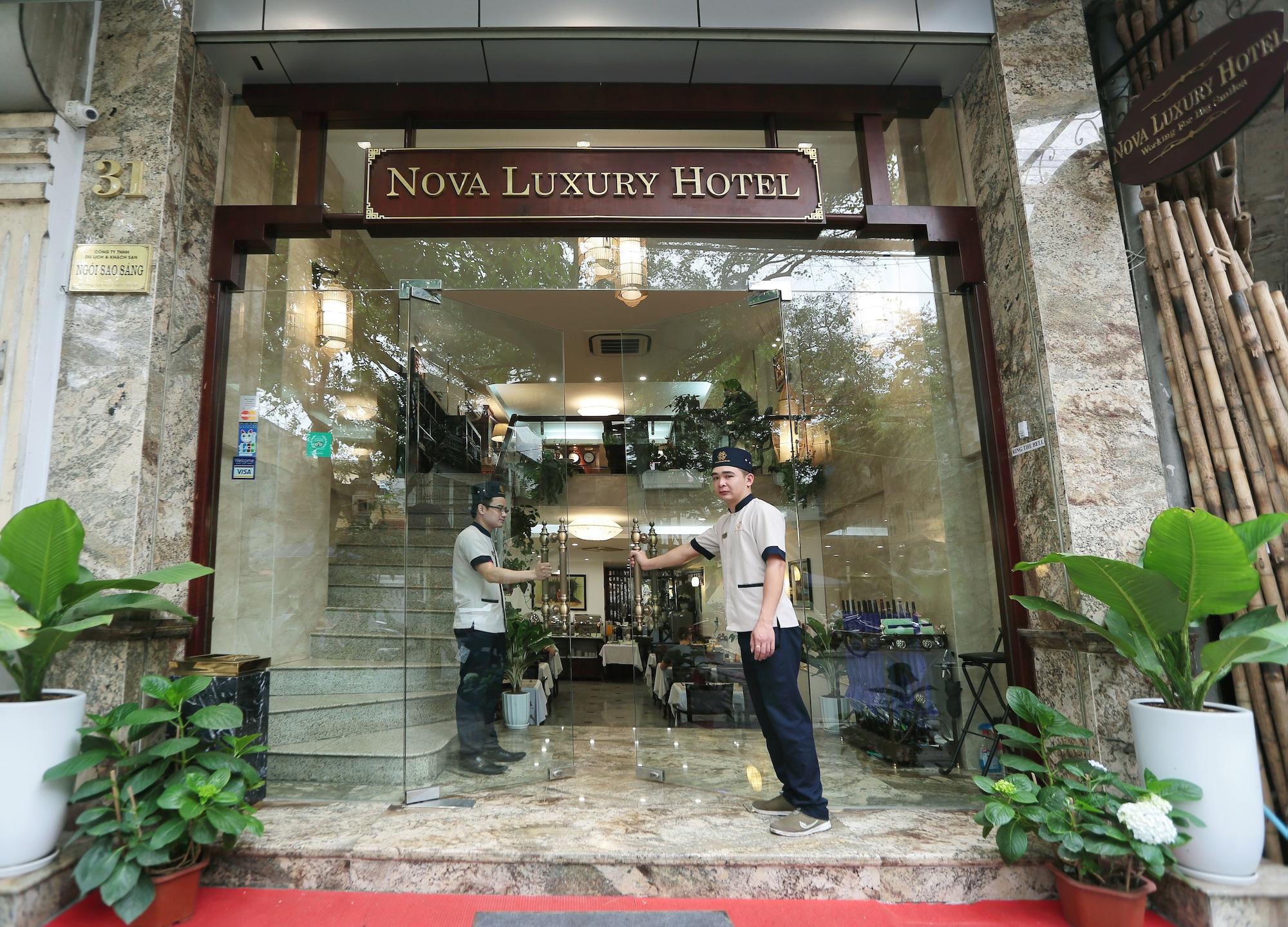 Nova Luxury Hotel, Hoàn Kiếm