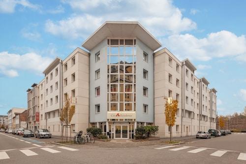 . City Residence Access Strasbourg