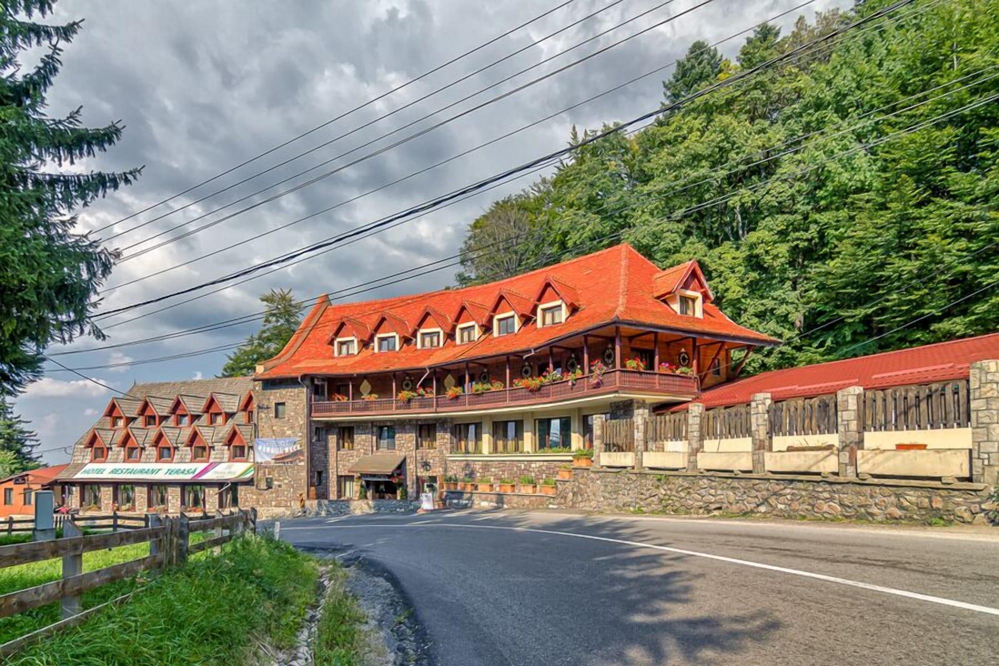 HOTEL PARAUL RECE, Predeal