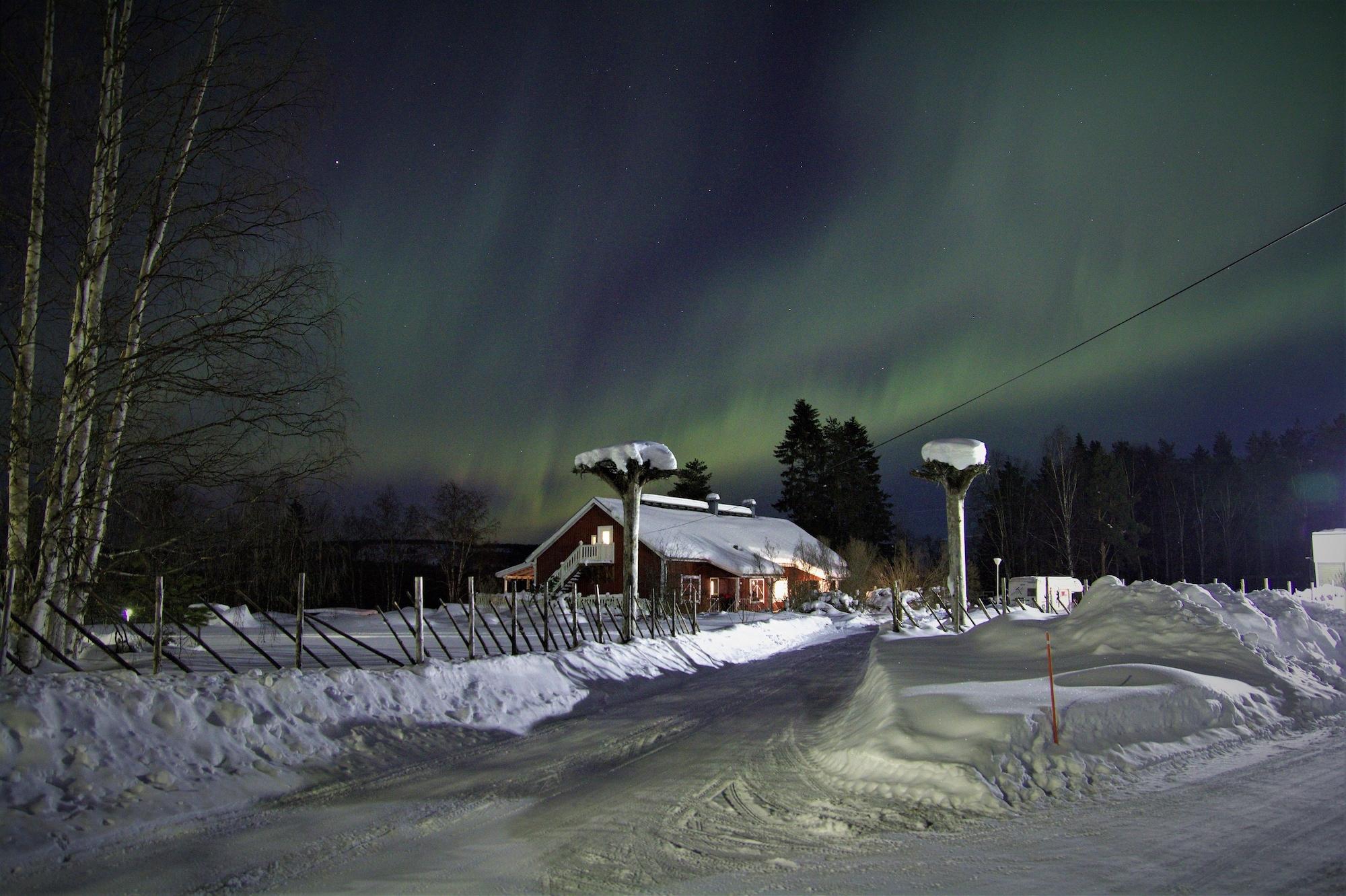 Wanha Autti Camping Rovaniemi, Lapland