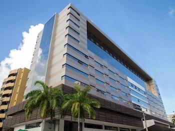 馬塞約彭塔維爾德索菲特飯店 Soft Inn Maceió Ponta Verde