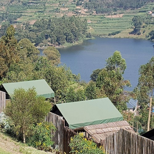 Hawk's Eye Lodge Bunyonyi, Ndorwa