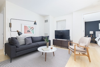 Pleasant 2BR In Downtown Crossing By Sonder photo