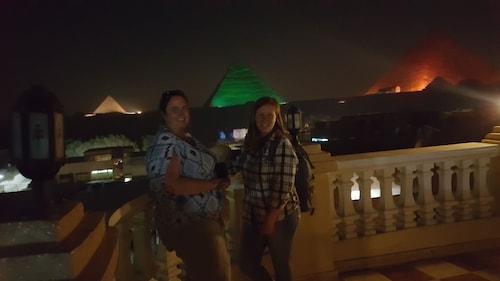 Royal pyramids Inn, Al-Ahram