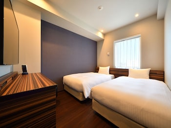スタンダード ツインルーム 禁煙|ホテルWBFグランデ博多