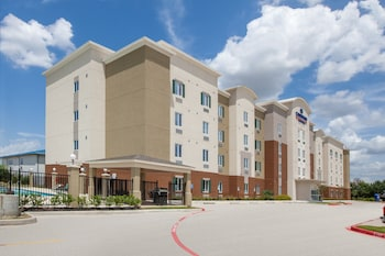 休士頓北 I45 燭木套房飯店 - IHG 飯店 Candlewood Suites Houston North I45, an IHG Hotel