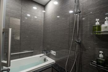 TOMOYA RESIDENCE HOTEL KYOTO NIJO TAKAKURA Bathroom