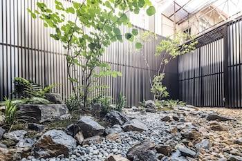 TOMOYA RESIDENCE HOTEL KYOTO NIJO TAKAKURA Garden View