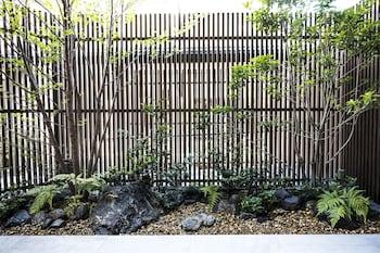 TOMOYA RESIDENCE HOTEL KYOTO NIJO TAKAKURA Garden