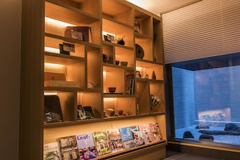 TOMOYA RESIDENCE HOTEL KYOTO NIJO TAKAKURA Lobby Lounge