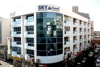 Hotel - Sky Hotel Apartments