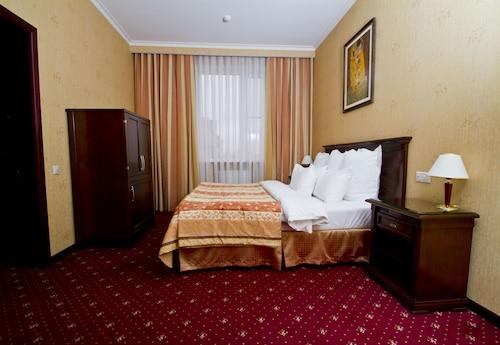 Europe Hotel, Krasnodar gorsovet