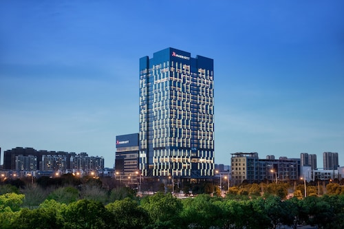 . Marriott Nanjing South Hotel