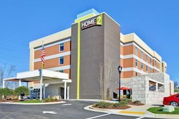 溫斯頓-塞勒姆漢妮斯購物中心希爾頓惠庭飯店 Home2 Suites by Hilton Winston-Salem Hanes Mall