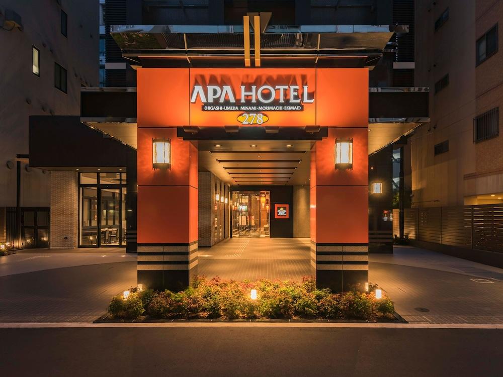 アパホテル〈東梅田 南森町駅前〉