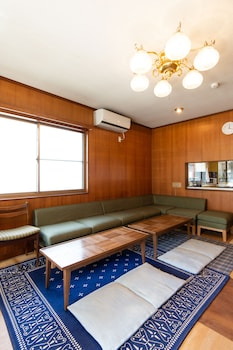 YUZAN GUESTHOUSE ANNEX - HOSTEL Living Area