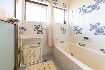 YUZAN GUESTHOUSE ANNEX - HOSTEL Bathroom Shower