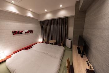 TATAMI ツインルーム (2名利用)|ホテル・トリフィート小樽運河