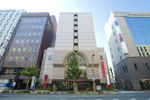 HOTEL ASCENT HAMAMATSU, Hamamatsu