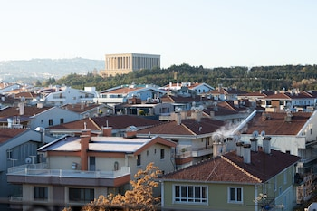 City View from Property