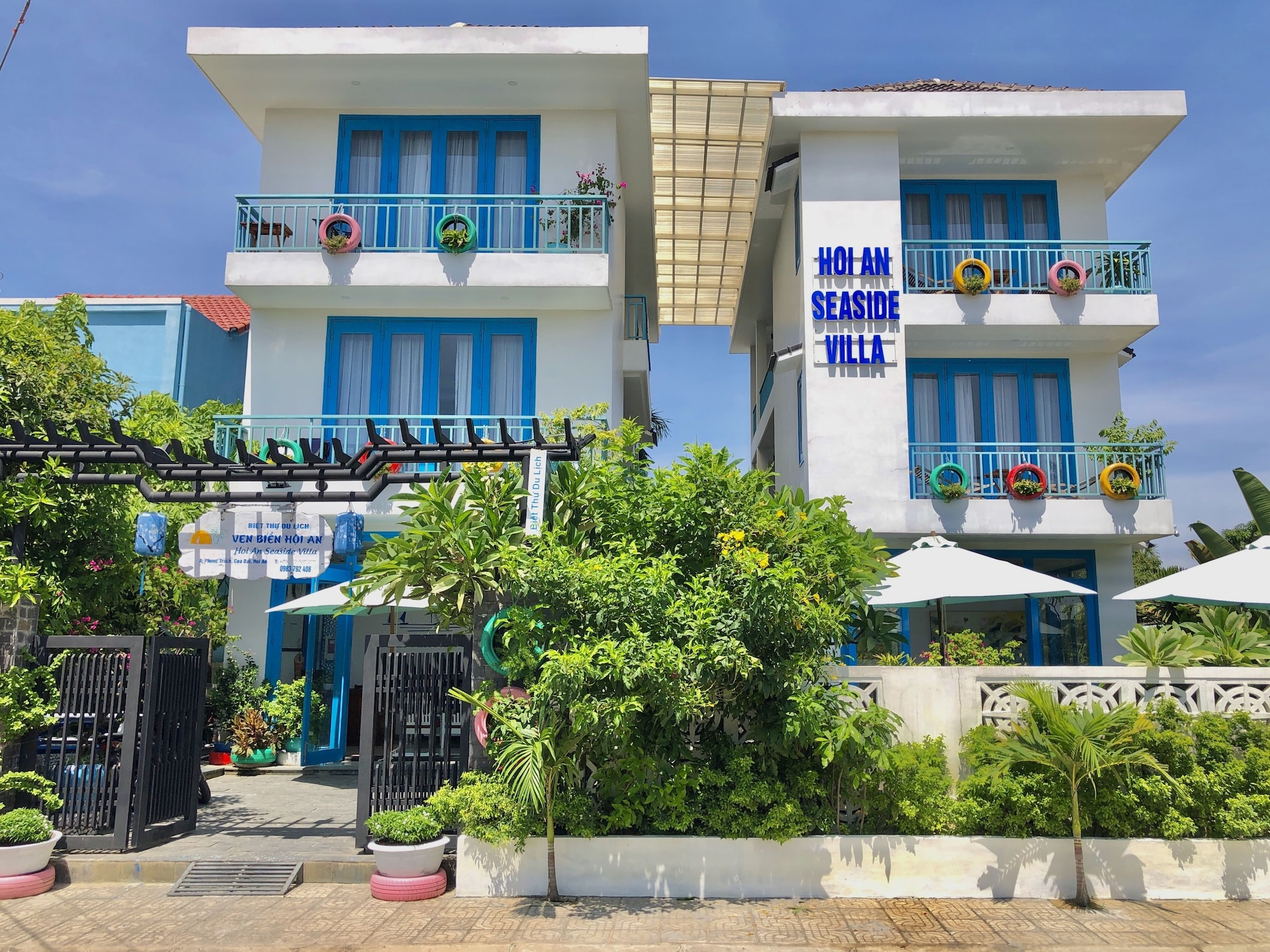 Hoi An Seaside Villa, Hội An