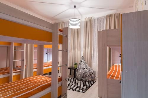 Juicy hostel, Novosibirskiy rayon