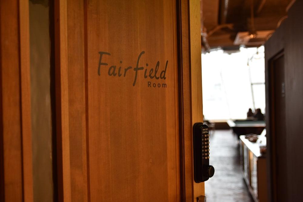 フェアフィールドルーム