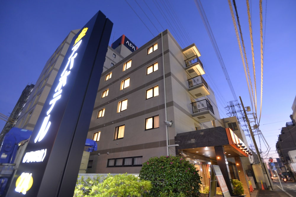 アパホテル 小田急伊勢原駅前