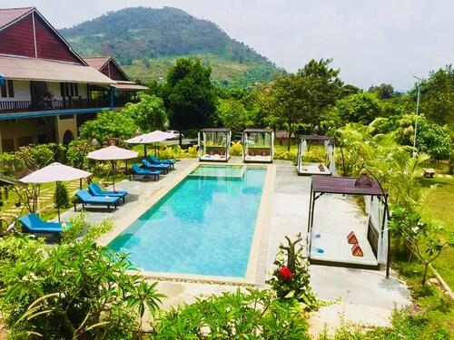 Boreirum Thmorda Resort, Kampot