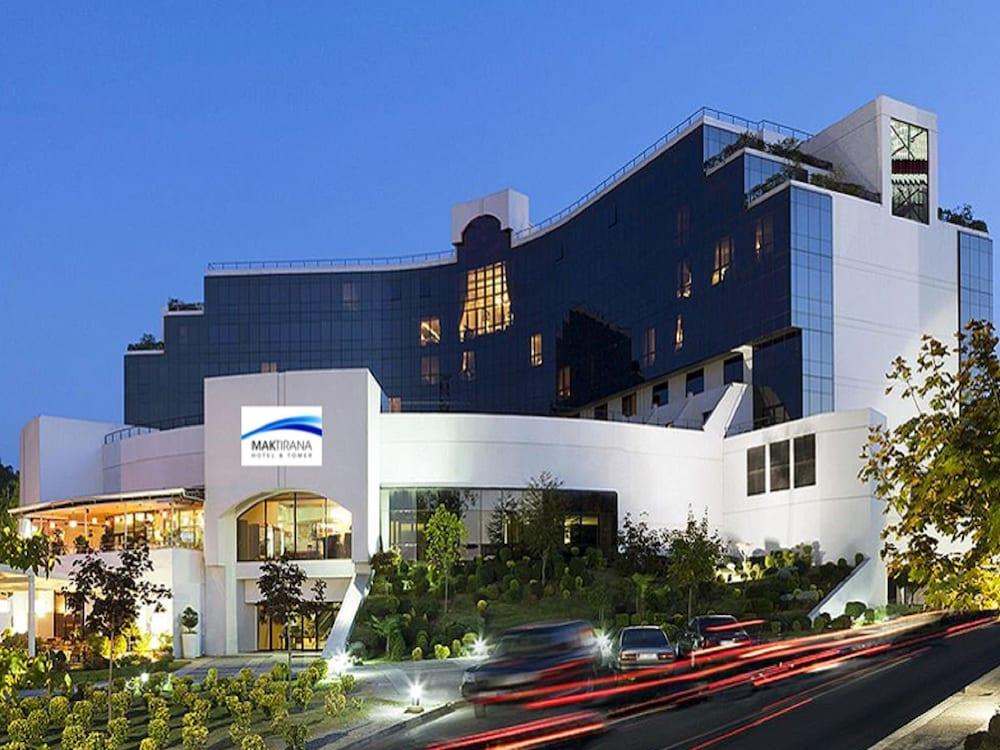 마크 알바니아 호텔