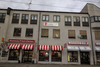 斯拉巴奧格斯堡青年旅舍 Slamba Hostel Augsburg