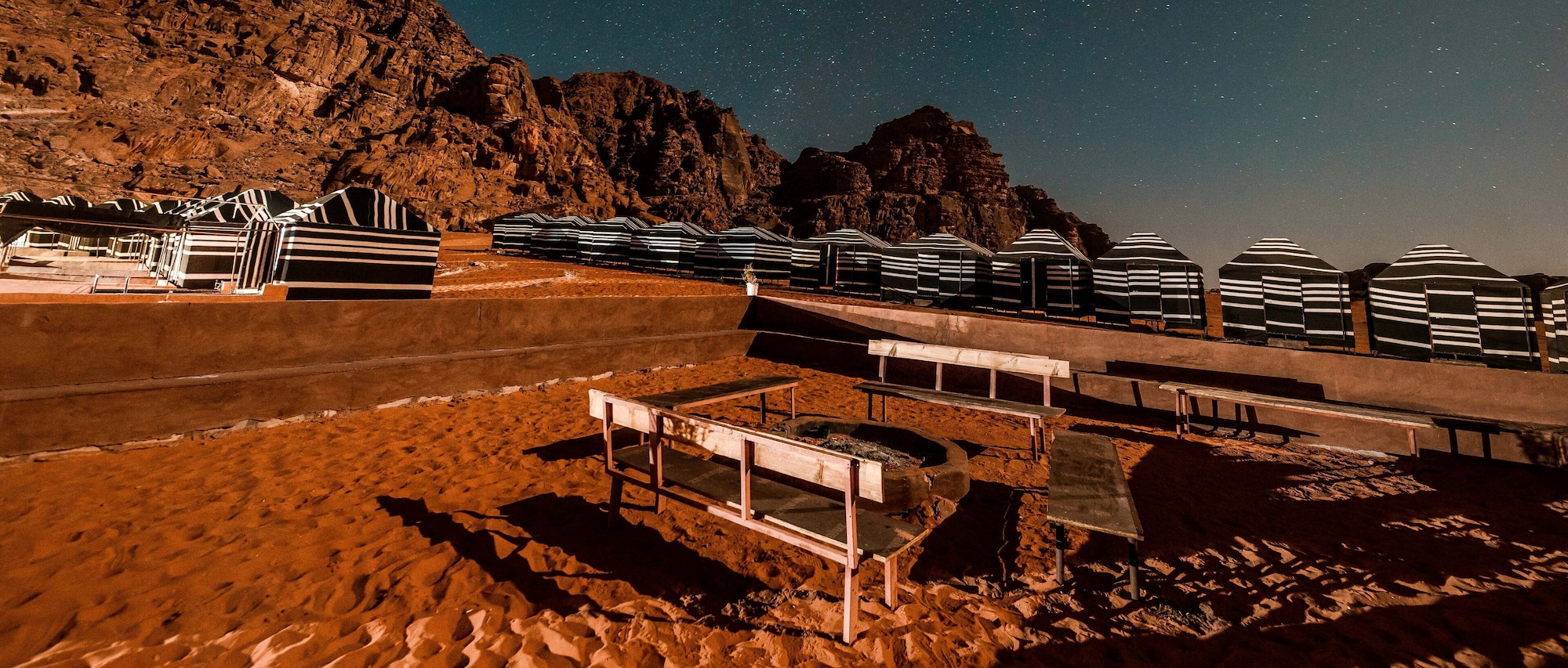 Desert Moon Camp, Aqaba