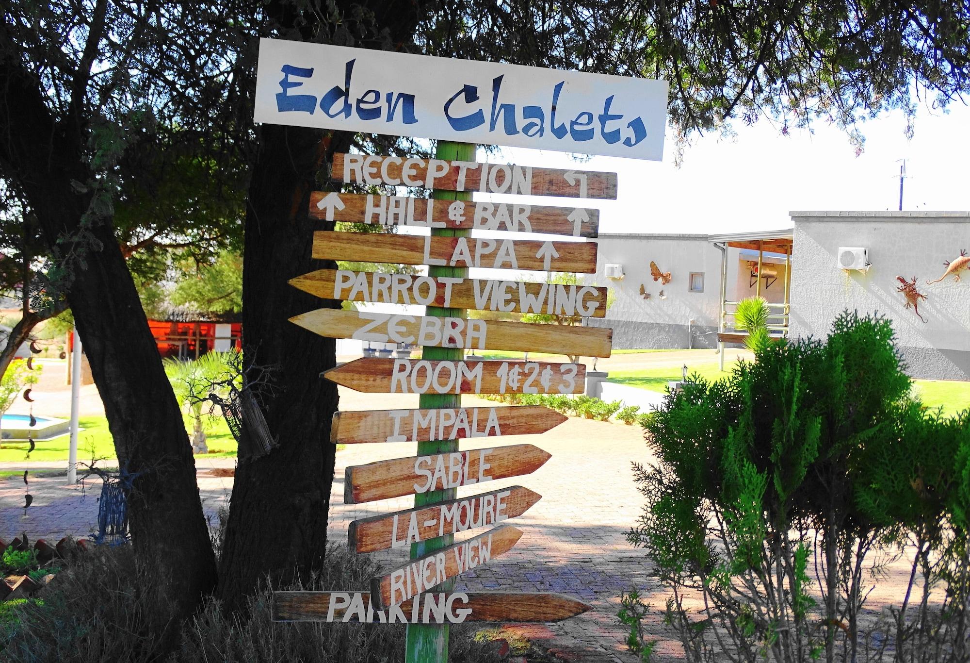 Eden Self Catering Chalets, Windhoek Rural